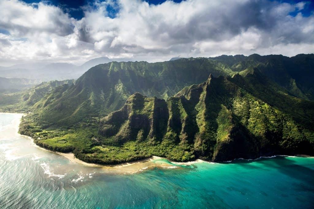Costa Kauai's Napali