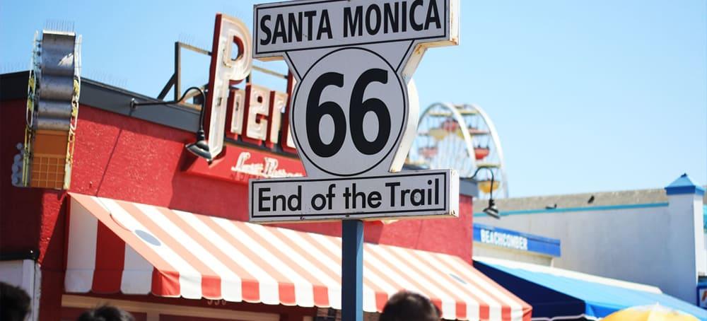Bienvenido a mi barrio: Santa Monica