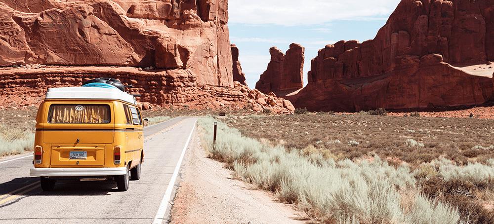 Las 3 mejores ideas de viaje por carretera en Estados Unidos