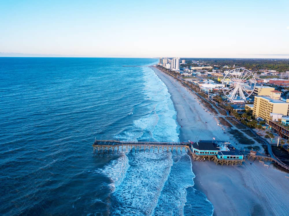 Las 5 mejores vacaciones playeras en Estados Unidos