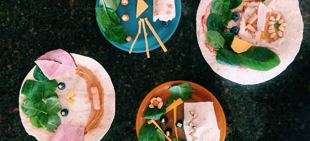 Arte culinario para tus niños anfitriones