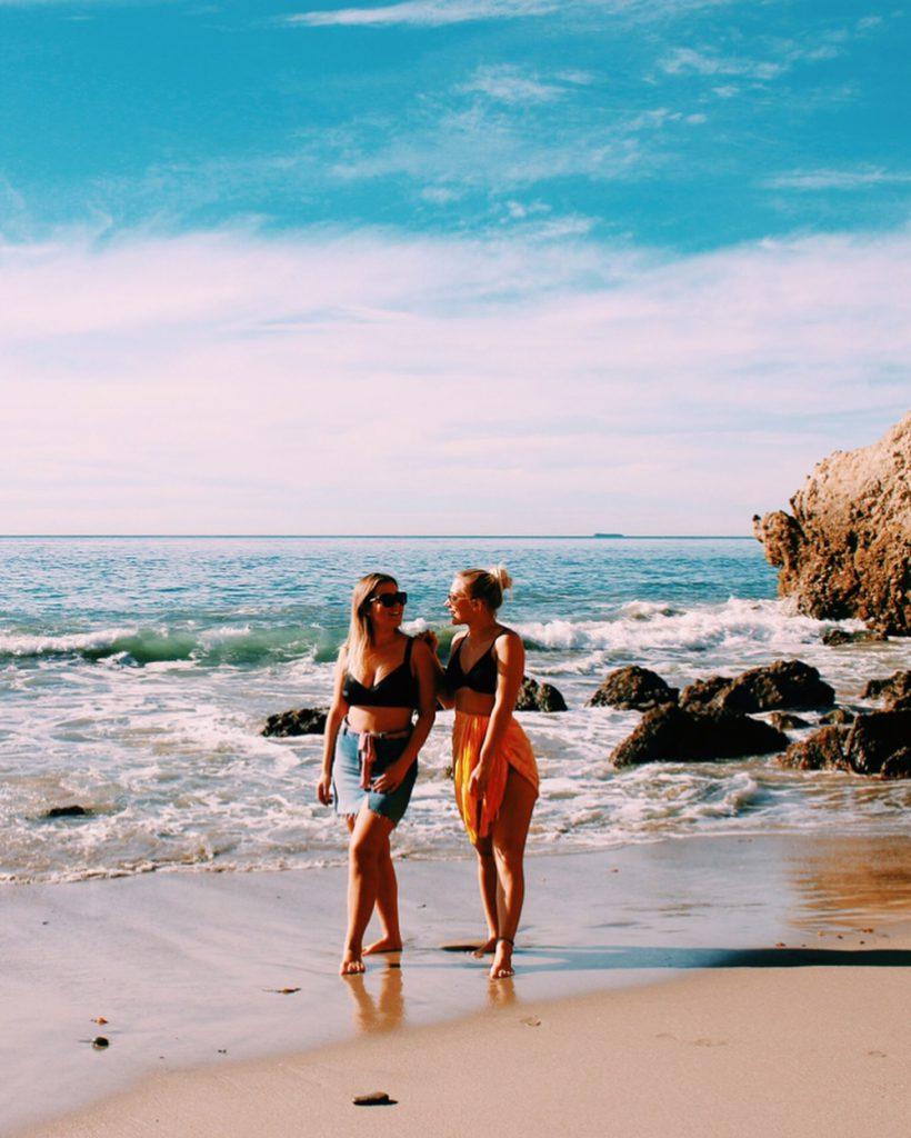 Cómo pasar un día de playa como un americano