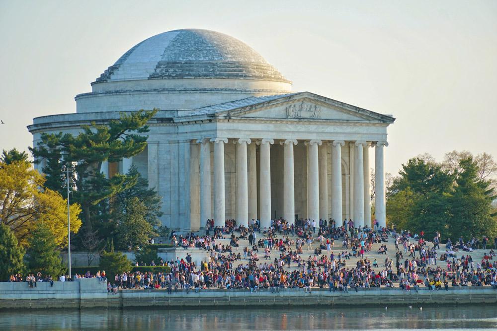 Bienvenidos a mi barrio: Washington D.C.